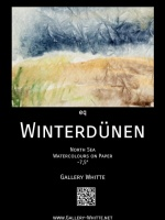 Placard Winterduenen