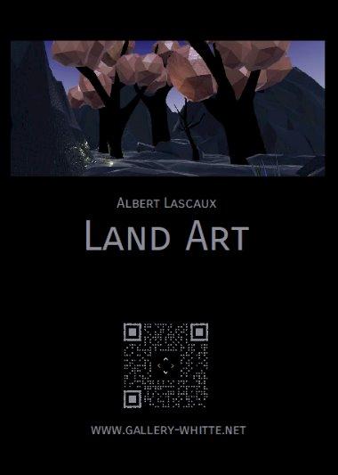 Art Print -Land Art Scene 1-