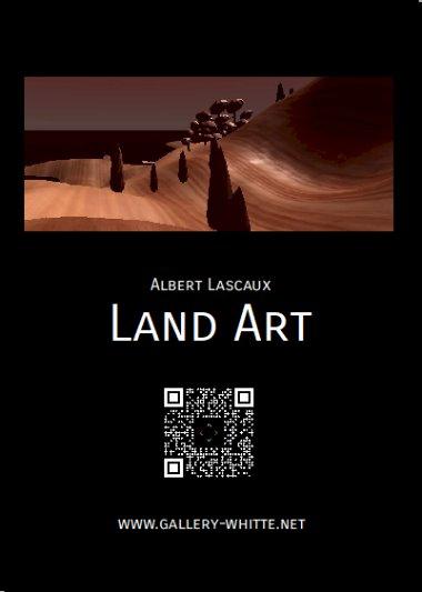Art Print -Land Art Scene 2-